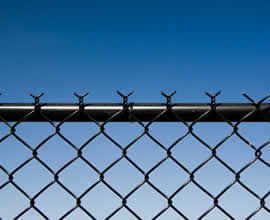 Twisted Points of Chain Link Fencing Ends, Sharper Protection