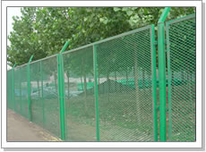 Wire Mesh Fence For Road
