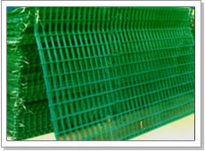 Welded Fence Panels