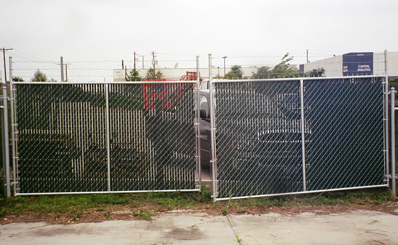 Installation Steps And Tips Of Chain Link Fence Gates And