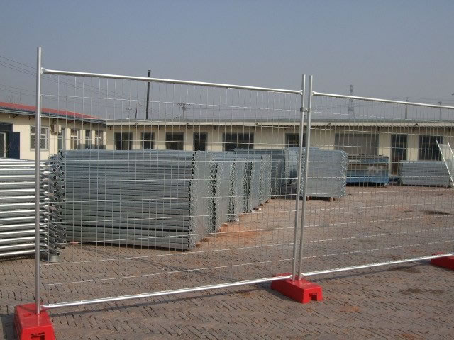 Portable Aluminum Fencing : Portable fence panel china factory made by yudemei chain