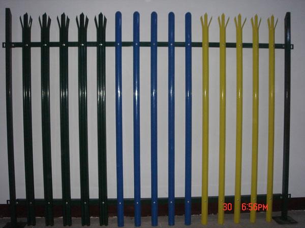 palisade fencing steel palisade fencing chain link fence. Black Bedroom Furniture Sets. Home Design Ideas