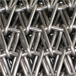 Decorative 304L Chain Link Mesh